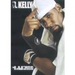 R. KELLY - THE R. IN R&B THE GREATEST HITS VIDEO COLLECTION DVD